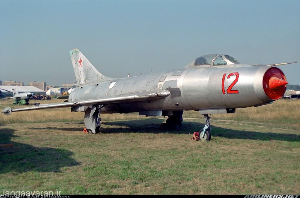 سوخوی 7 بی نخستین نمونه تولید وسیع فیتر که بیشتر در خود شوروی به کار رفت