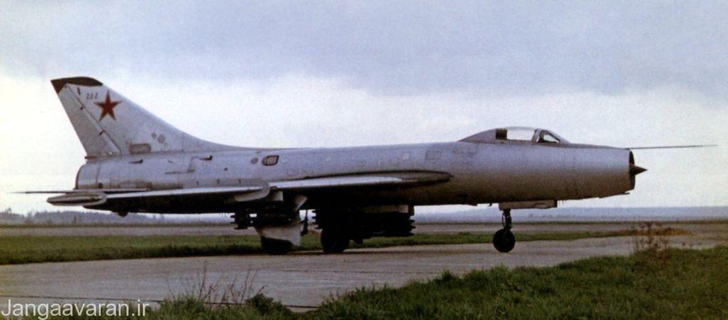 جنگنده بمب افکن سوخو7 فیتر