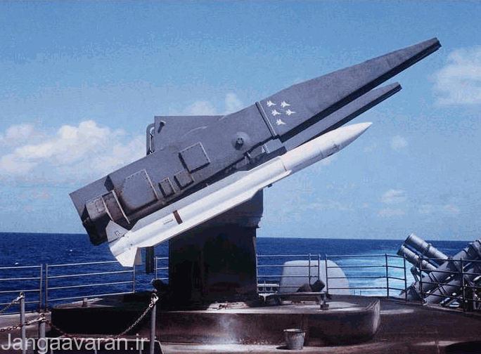 سری موشک های پدافند هوایی استاندارد