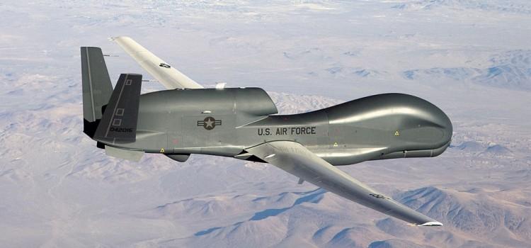 هواپیمای بدون سرنشین RQ-4 گلوبال هاوک
