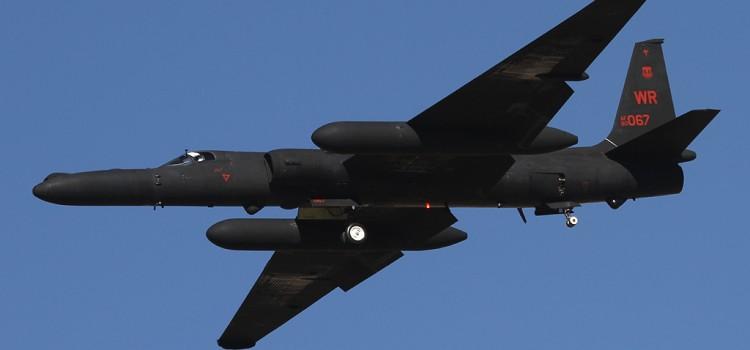 هواپیمای شناسایی یو2