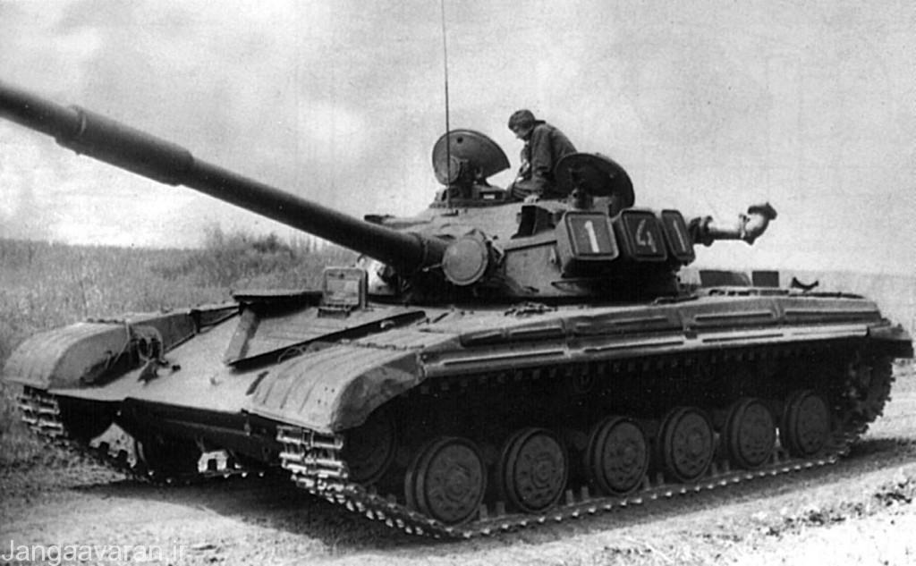 تانک T-64A