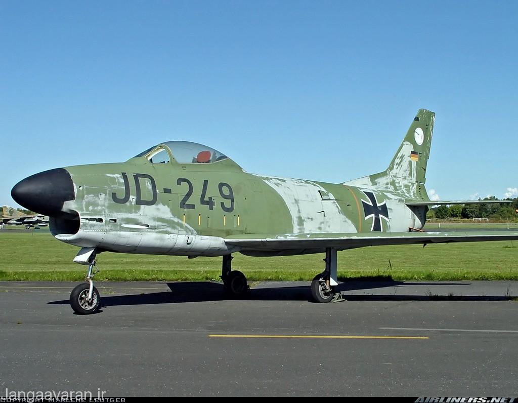 اف-86 کا ارتش المان