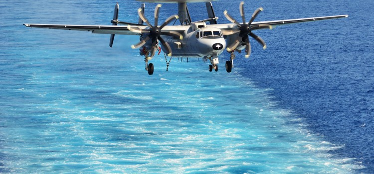 هواپیمای هشدار زودهنگام(اواکس) ایی-2 هاوک ای