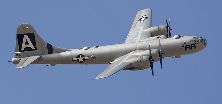 بمب افکن سنگین B-29 سوپر فرترس