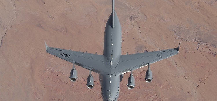 هواپیمای ترابری استراتژیک سی17 گلوب مستر3