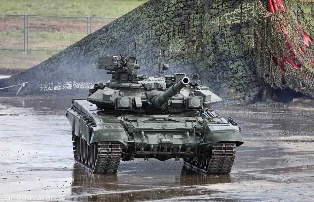 تانک تی90