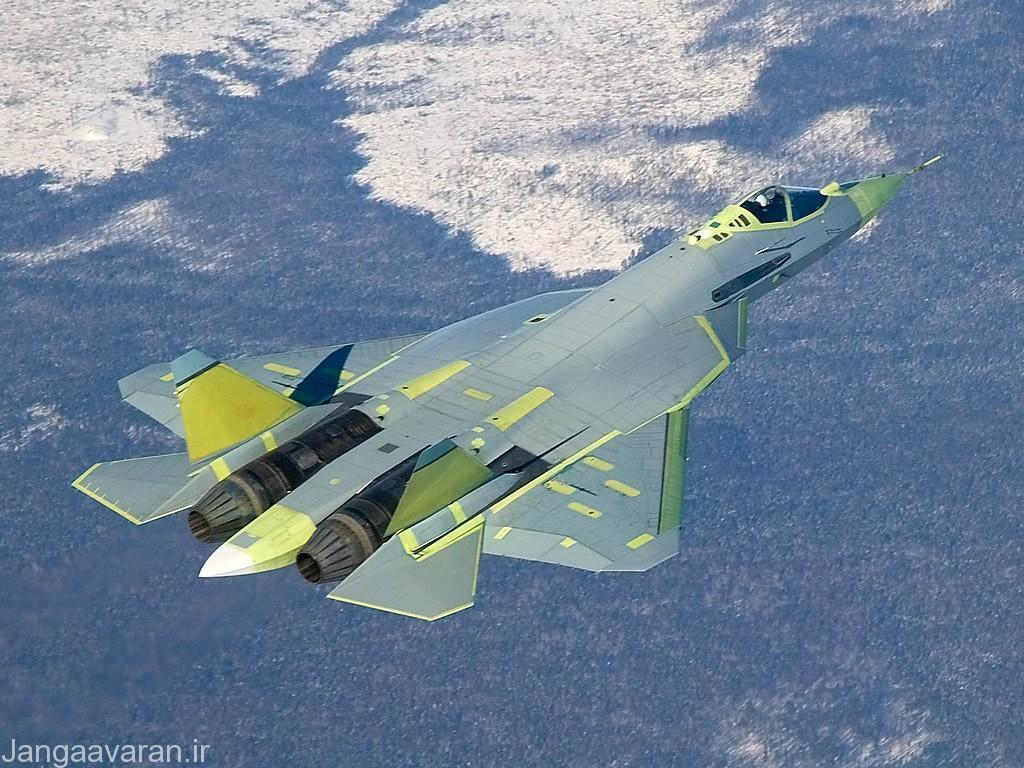 جنگنده نسل پنجم پاک فا (سوخو57)