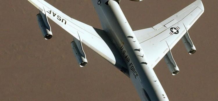 هواپیمای هشدار دهنده زودهنگام (اواکس) ایی-3 سنتری