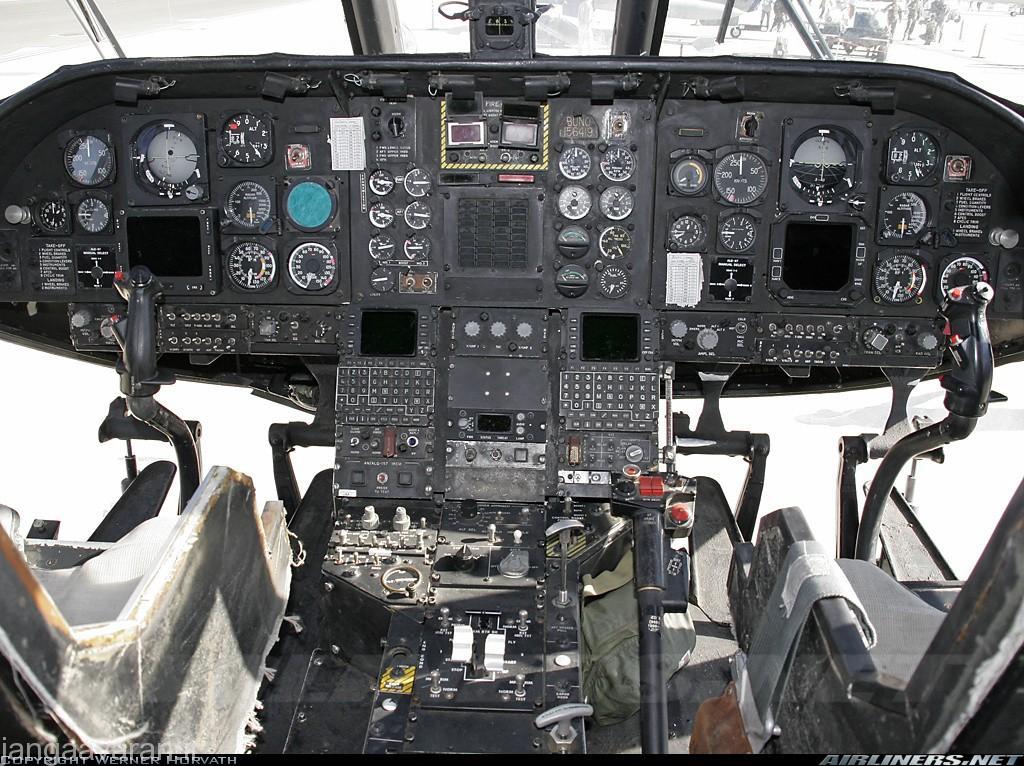 کابین CH-46E