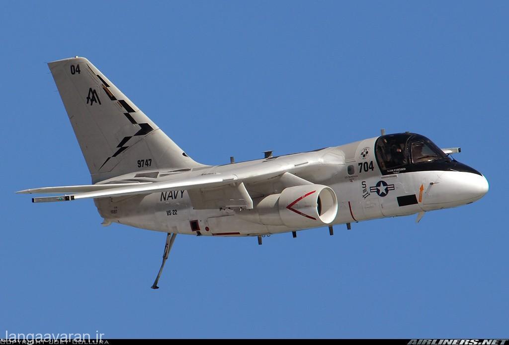 هواپیمای گشت دریایی و ضد زیر دریایی S-3 وایکینگ