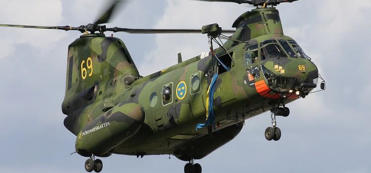 بالگرد ترابری سی اچ-46 سی نایت