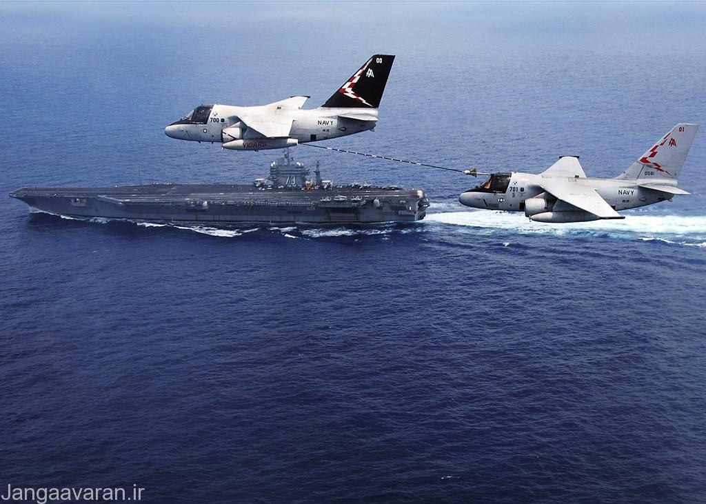 تنها یک فروند اس3 به نسخه سوخت رسان هوایی تبدیل شد