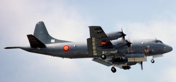 هواپیمای گشت دریایی و ضد زیر دریایی P-3  اوریون