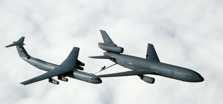 هواپیمای سوخت رسان راهبردی کی سی 10