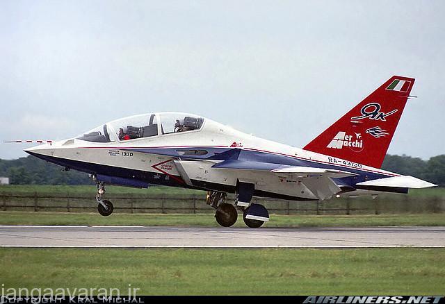 طرحYAK/AEM-130 که یک طرح مشترک بین ایتالیا . روسیه بود و طرح ام 346 و یاک130 بر اساس ان ساخته شدند
