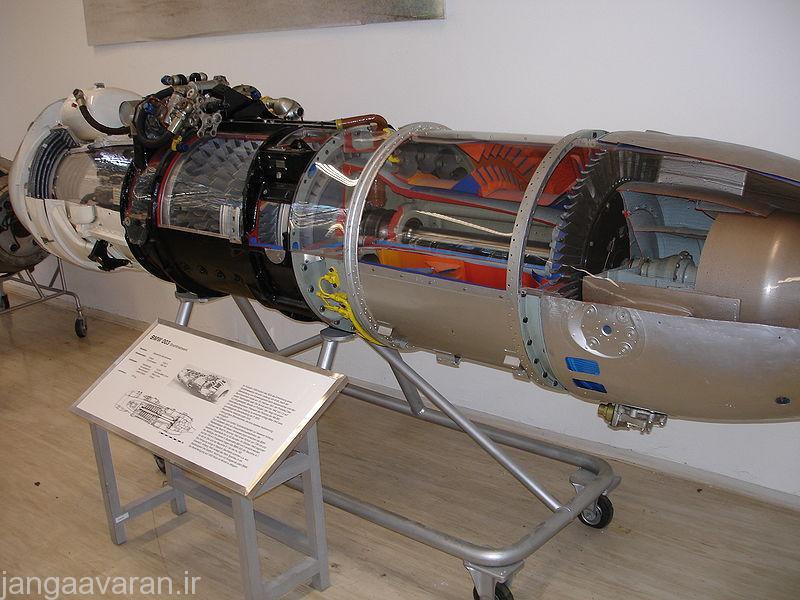 موتور بی ام دبیلو 003