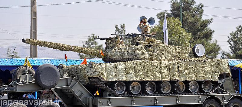 تانک ذوالفقار 3E