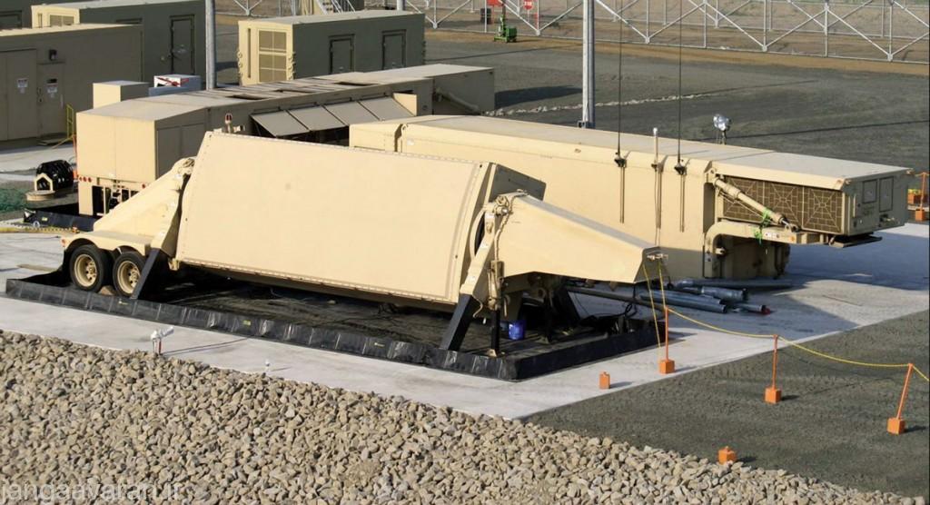 سامانه موشکی ضد بالستیک  تاد (THAAD)