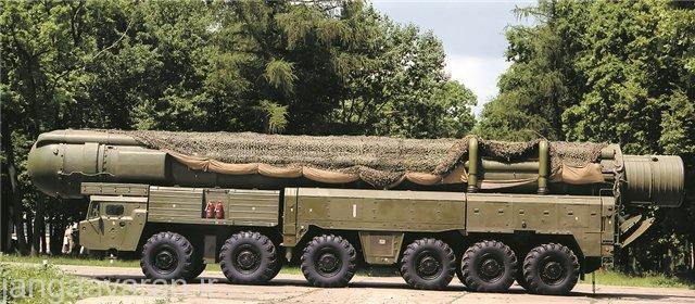 موشک های بالستیک ساخت اتحاد جماهیر شوروی و روسیه