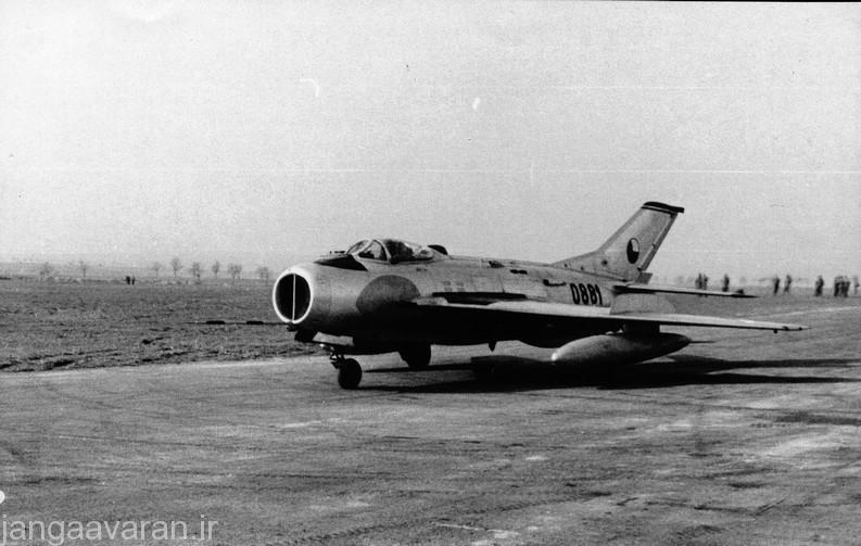 میگ 19 اس نسخه جنگنده بمب افکن میگ19