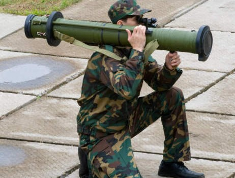 راکت های ضد زره سری ار پی جی