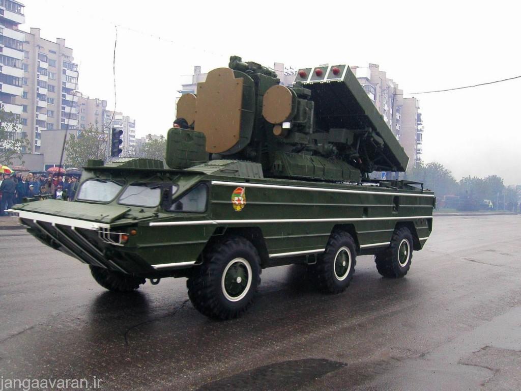 Belorussian army SA - 8 Gecko_01