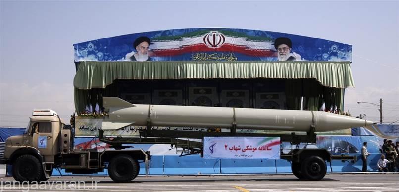 توان موشکی جمهوری اسلامی ایران(موشک های ساخت ایران)