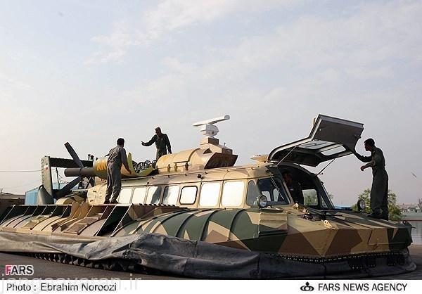 اشنایی با محصولات نظامی جمهوری اسلامی ایران (بخش سوم )