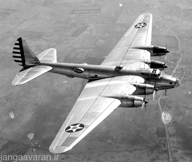 تنها یک فروند ایکس بی 15 ساخته شد که روزگاری بزرگترین هواپیمای زمان خود دست کم در امریکا بود