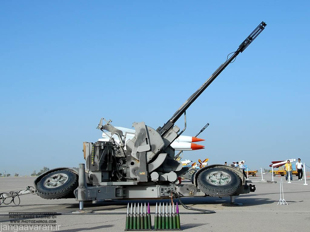 توپ35 م م اورلیکن