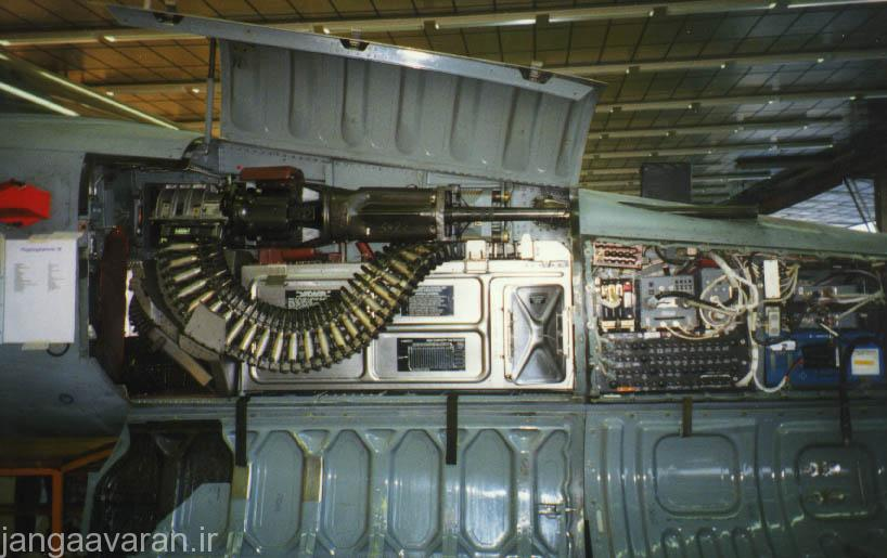 توپ ام39 جنگنده اف5