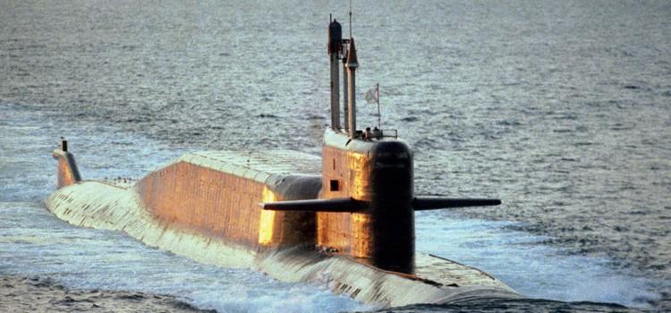 زیر دریایی  اتمی کلاس دلتا