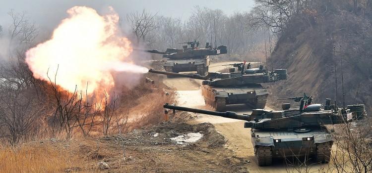 تانک K2 بلک پانتر
