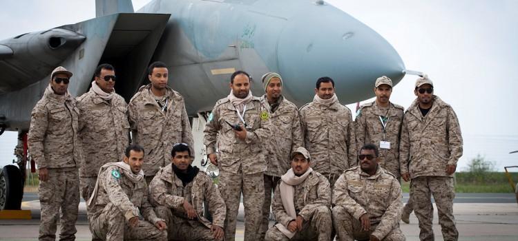 تجهیزات نیروی هوایی عربستان