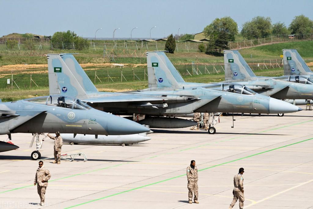 نیروی هوایی عربستان