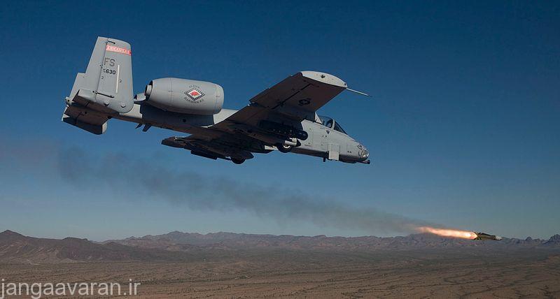 188th_FW_A-10_Warthog_fires_Maverick_in_training