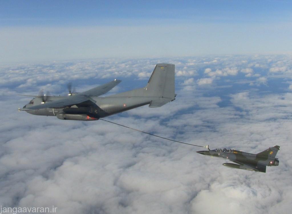 سی 160 ان جی با توان سوخت رسانی هوایی