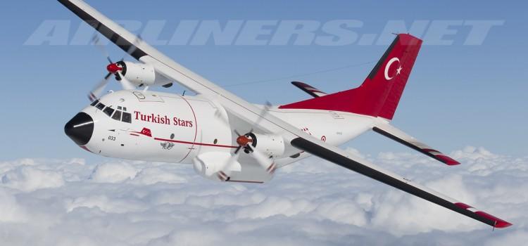 هواپیمای ترابری C-160 ترانسال