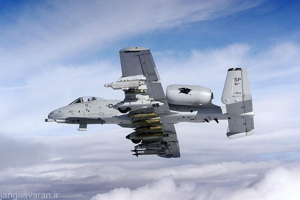 An_A-10_from_the_81st_Fighter_Squadron_flies_over_central_Germany