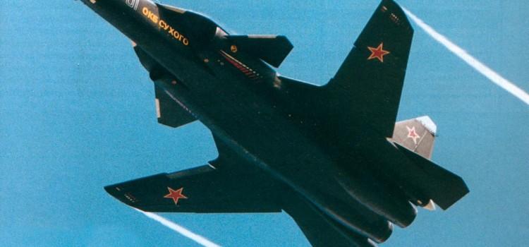 جنگنده آزمایشی  سوخو47 برکوت