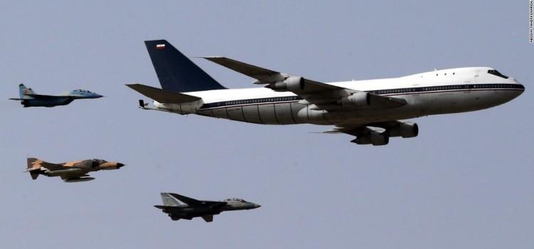 هواپیماهای ترابری، ارتباطی و اموزشی در خدمت نیروی های مسلح جمهوری اسلامی  ایران