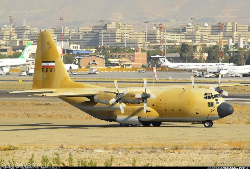 سی 130 اچ نیروی هوایی ارتش