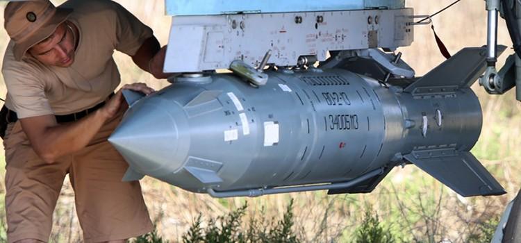 بمب های هدایت شونده سری KAB