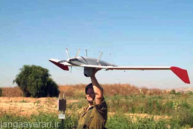 پهپاد های ساخت اسرائیل