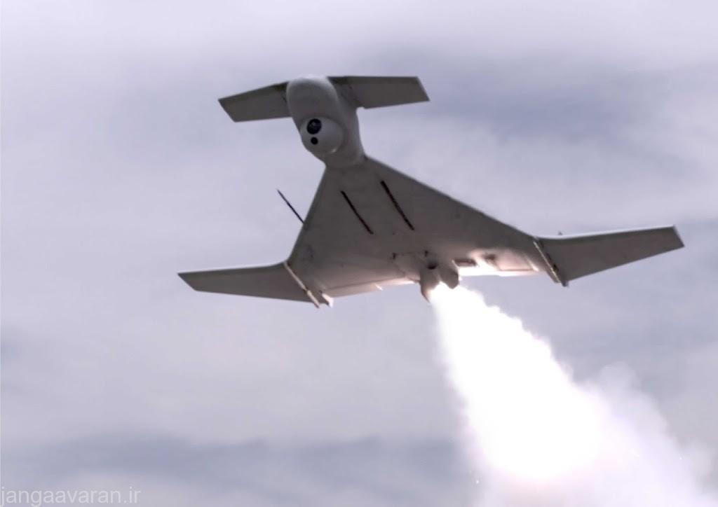 هواپیماهای بدون سرنشین ساخت اسرائیل