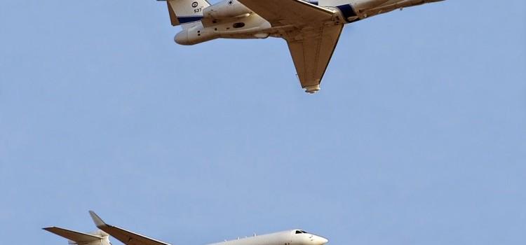 هواپیمای هشدار دهنده زودهنگام (اواکس) و جاسوس الکترونیک  ایتام و شاویت