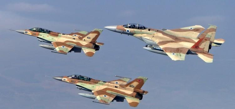 بررسی تجهیزات نیروی هوایی  اسرائیل
