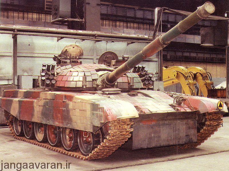 نسخه نخست پی تی 91 که بریا ارتش لهستان در نظر گرفته شده بود در واقع ارتقاء سطح بالای روی تی 72 موجود در خدمت بود