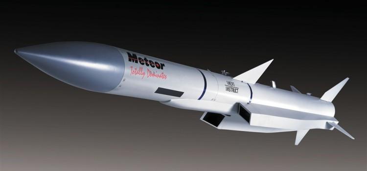 موشک هوا به هوای میتئور